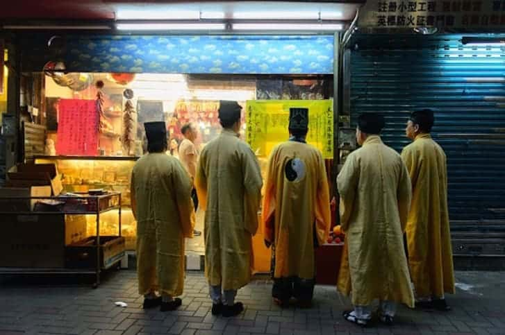 Festival of Hungry Ghosts