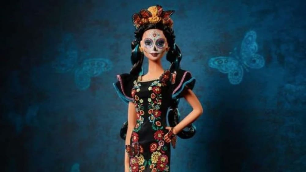 [2020] Mattel Is Releasing a Day of the Dead Barbie Doll