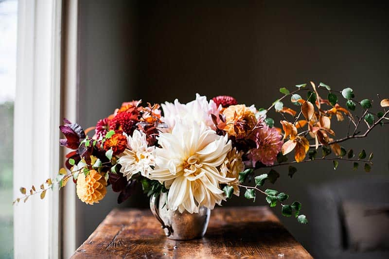 An Inside Look: Nashville Thanksgiving Tablescape