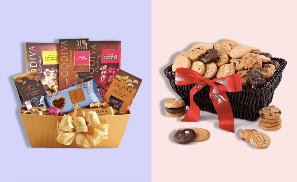 10 Unique Gift Baskets Perfect for Christmas or Any Holiday!