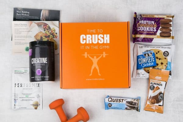 Best Christmas Gift Baskets 2019: Fitness & Protein 2020