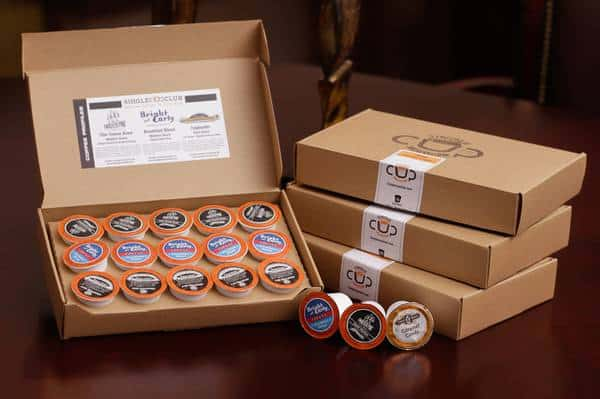 Best Christmas Gift Baskets 2019: Coffee K Cups 2020