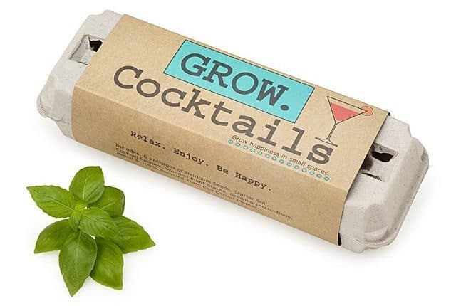 Best Secret Santa Gifts 2019: Grow Cocktails 2020