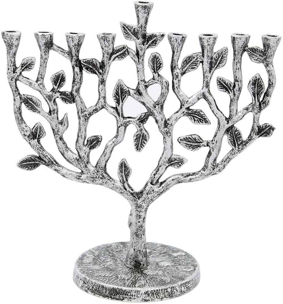 Best Hanukkah Gifts 2019: Menorah Tree of Life 2020