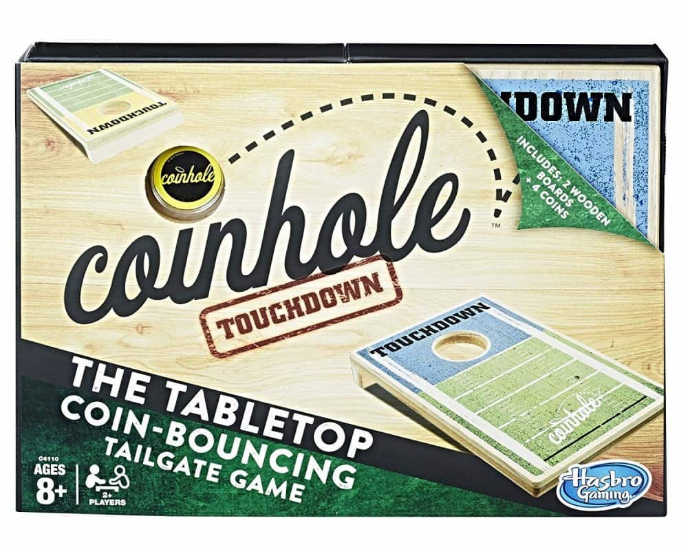Best Hanukkah Gifts 2019: Tabletop Cornhole Game 2020