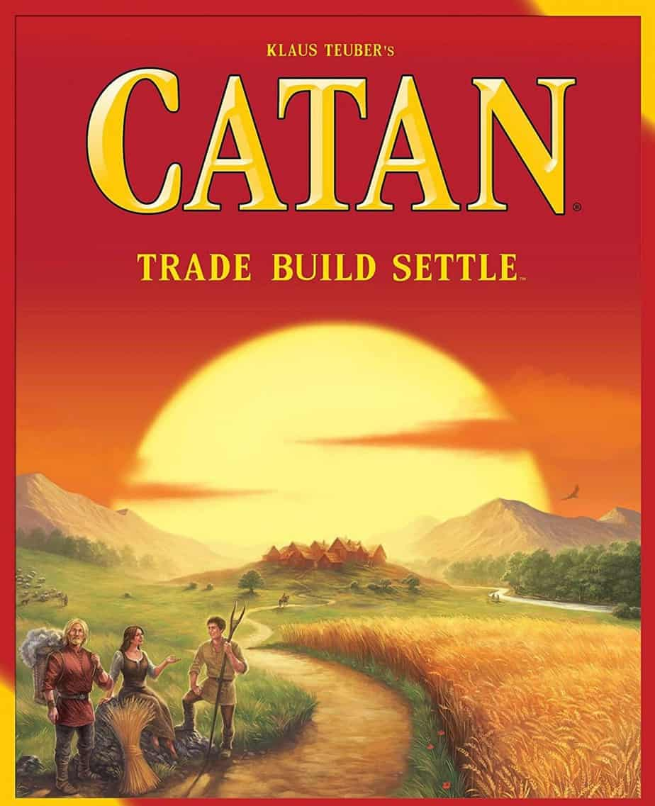 Best Hanukkah Gifts 2019: Catan Game for Kids 2020