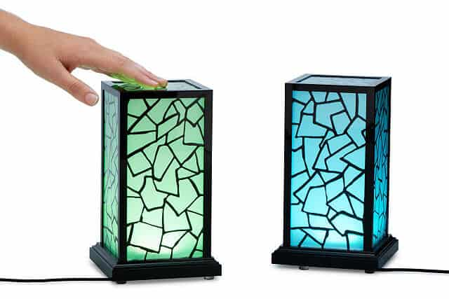 Gifts for Sister Who Has Everything 2019: touch lamps 2020