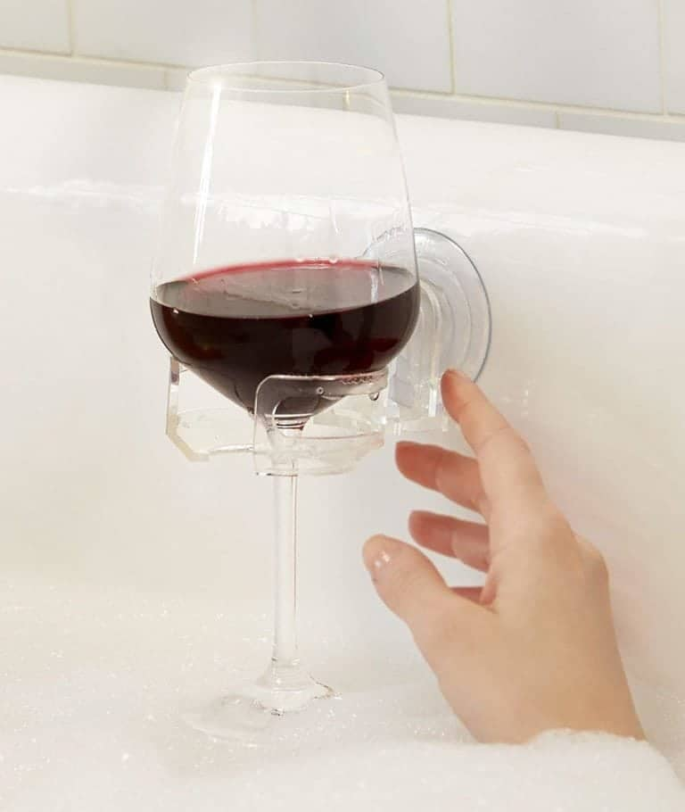 Best White Elephant Gifts 2019: The Bathtub Wine Caddy 2020