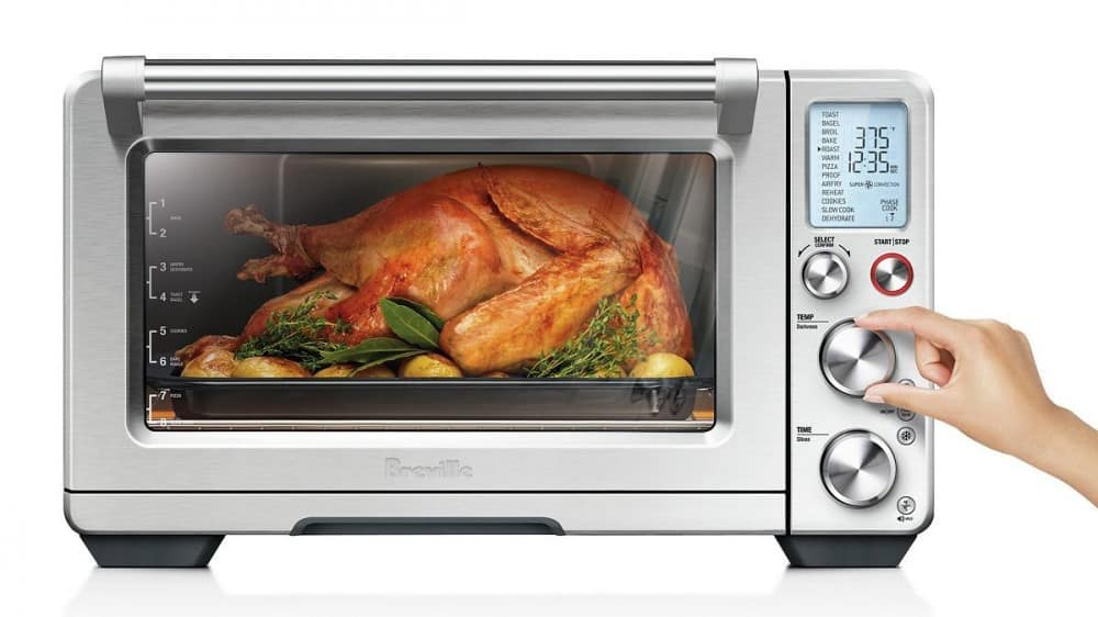 Christmas Gift Ideas for Parents 2019: Breville Air Fryer Oven 2020