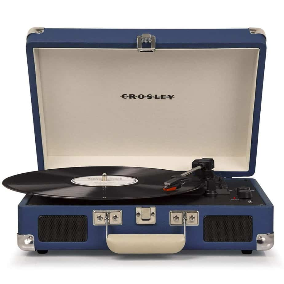 Gifts for Parents Who Have Everything 2019: Crosley Vintage Record Player 2020