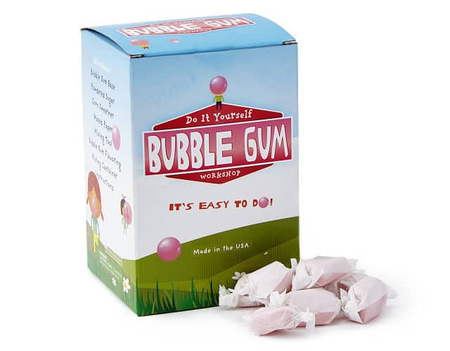 Kids Christmas Gift 2019: DIY Bubble Gum Kit 2020