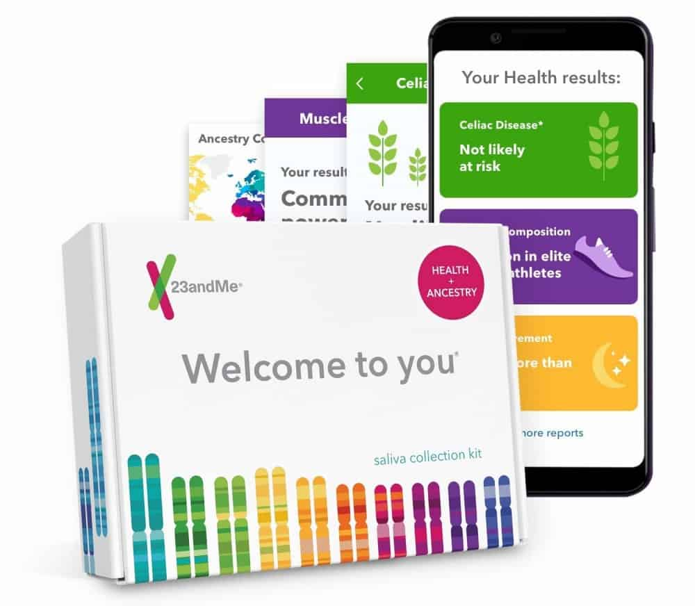 Christmas Gifts For Women 2019: 23andMe For Wife 2020