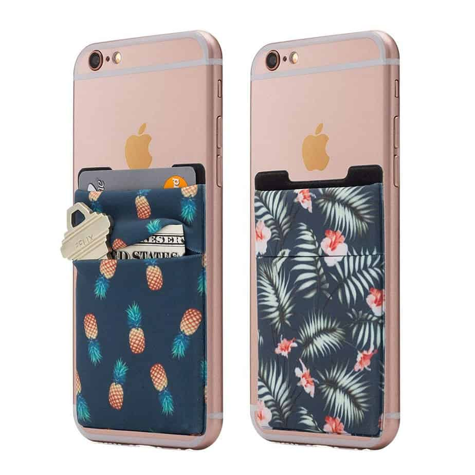 Christmas Gifts for Tweens 2019: Stick on Wallet for Phone 2020
