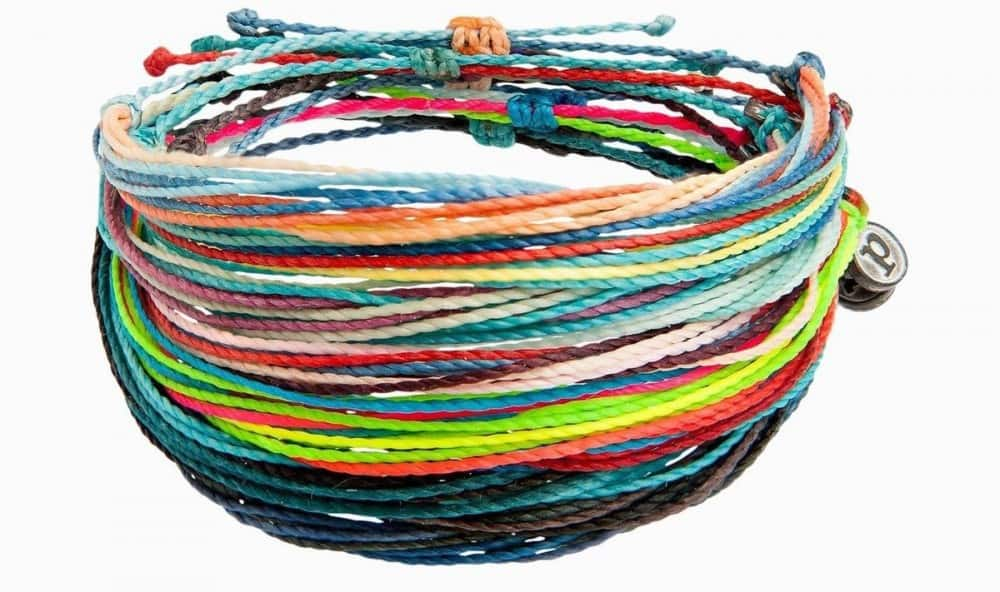 Cool Gifts For Teens 2019: Pura Vida Bestie Bracelet 2020