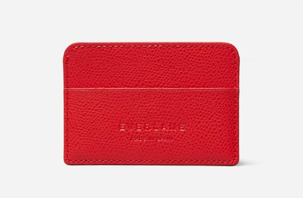 Christmas Ideas for Teenager 2019: Everlane Card Holder 2020