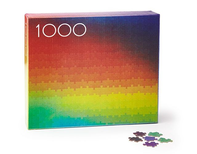 Christmas Ideas for Teenager 2019: Holographic Puzzle 2020