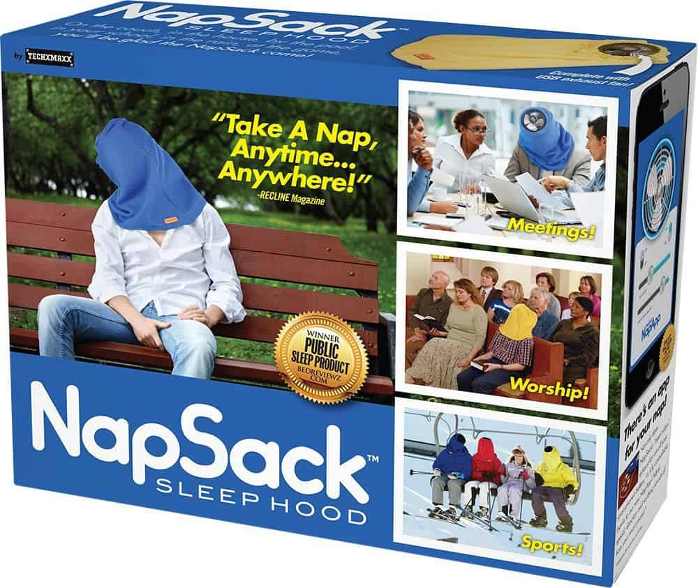 Christmas Gifts for Tweens 2019: Nap Sack Prank Box 2020