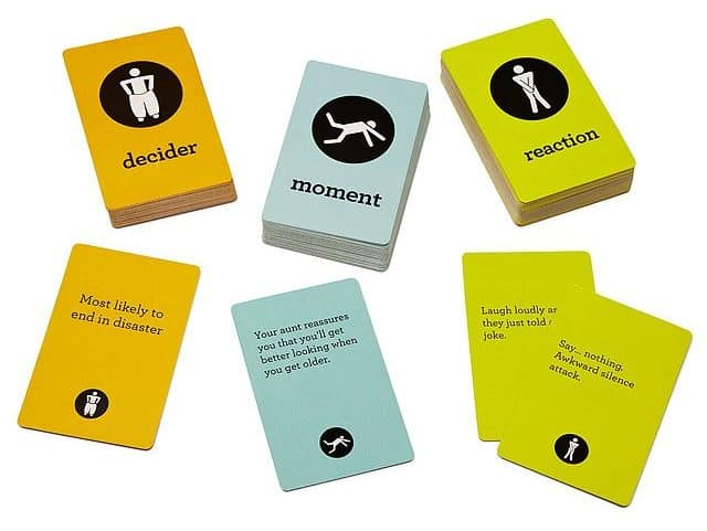 Christmas Gifts for Tweens 2019: Awkward Moment Card Game 2020