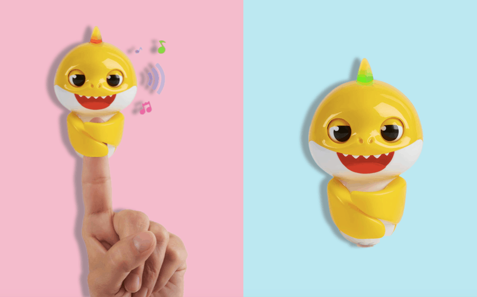 Most Popular Christmas Toy 2019: Baby Shark Fingerlings 2020