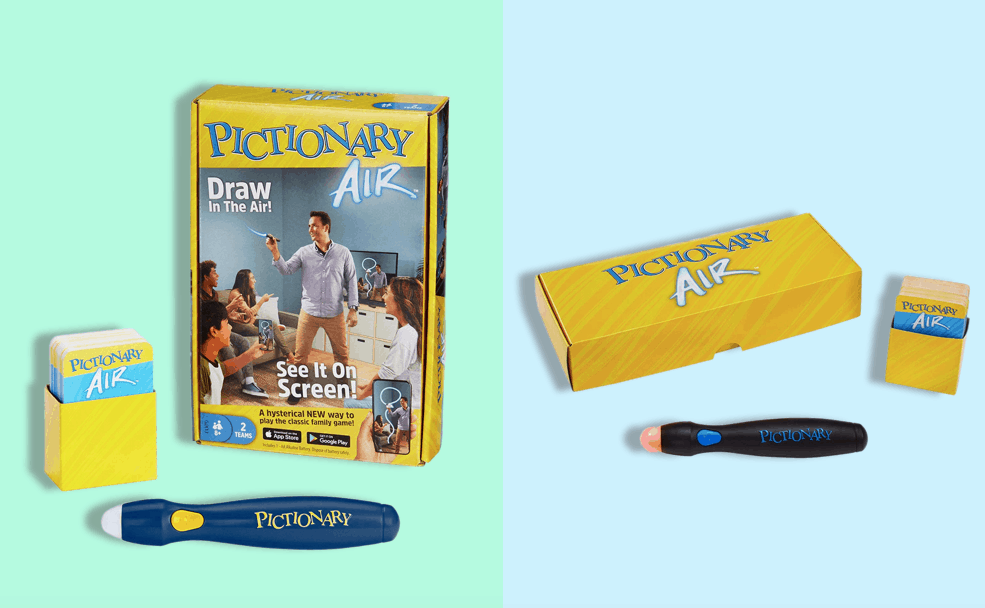 Most Popular Christmas Toy 2019: Pictionary Air Game 2020