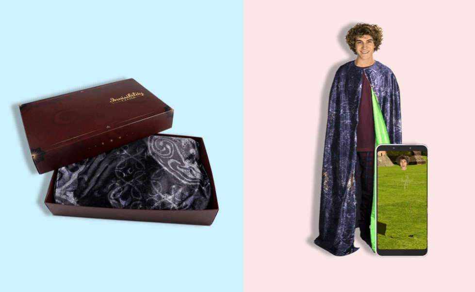 Toys for Big Kids 2019: Harry Potter Invisibility Cloak