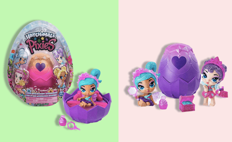 Best Hot Toys 2019: Hatchimals Pixies for Christmas 2020