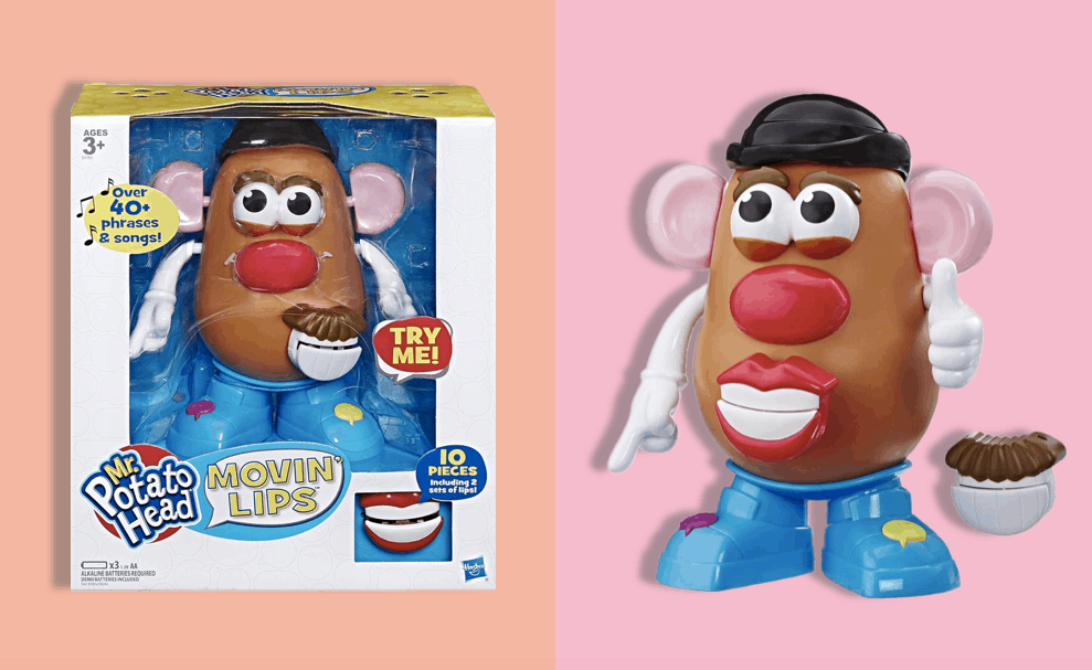 Most Popular Christmas Toy 2019: Mr Potato Head Movin Lips 2020