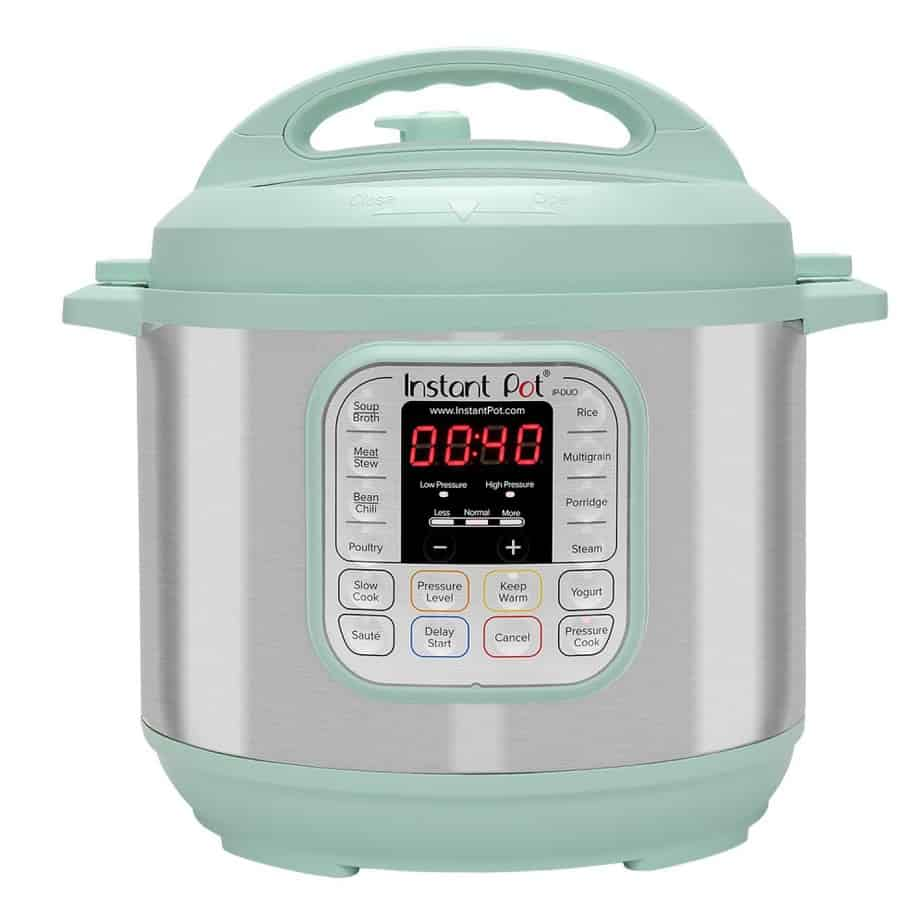Christmas Ideas For Her 2019: Instant Pot Teal