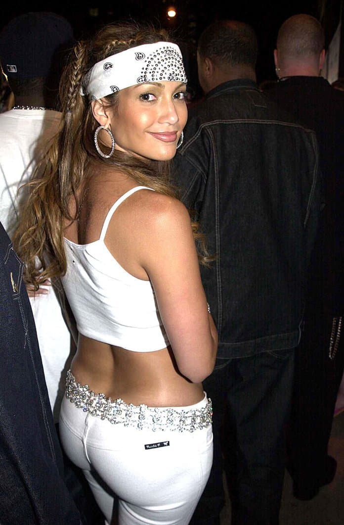 Jennifer Lopez Last-Minute Halloween Costume Ideas