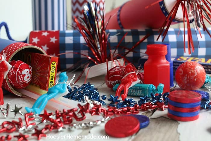 Favors for Firecrackers