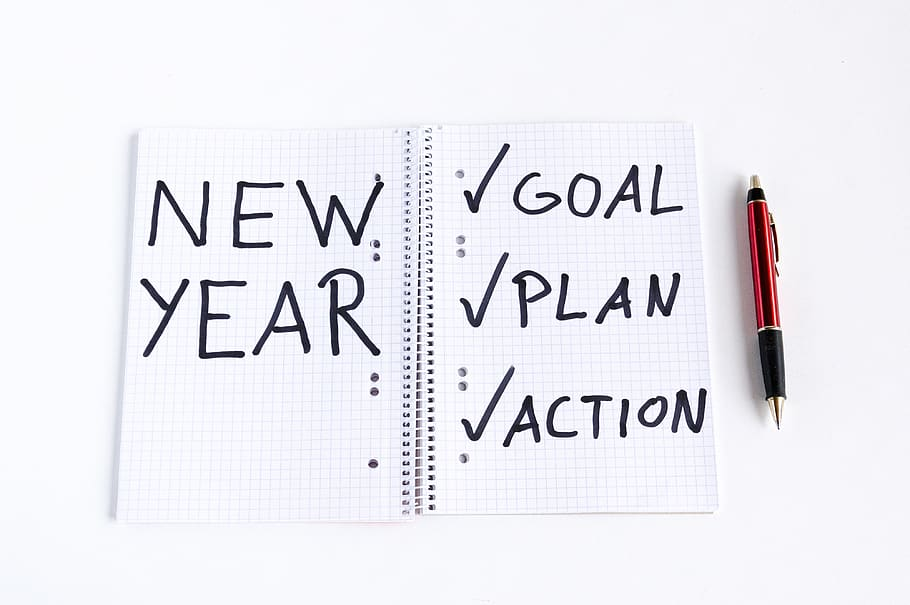 """creative new year's resolutions, new year resolution art , meaningful new year's resolutions, future goals as an artist, new year resolution ideas for work, smart goals for artists, new year resolution 2020 for students,"""