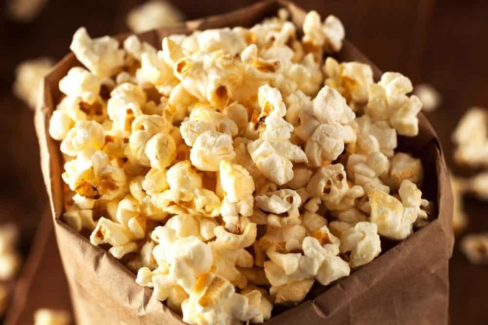 tasty healthy snacks | kettle-corn