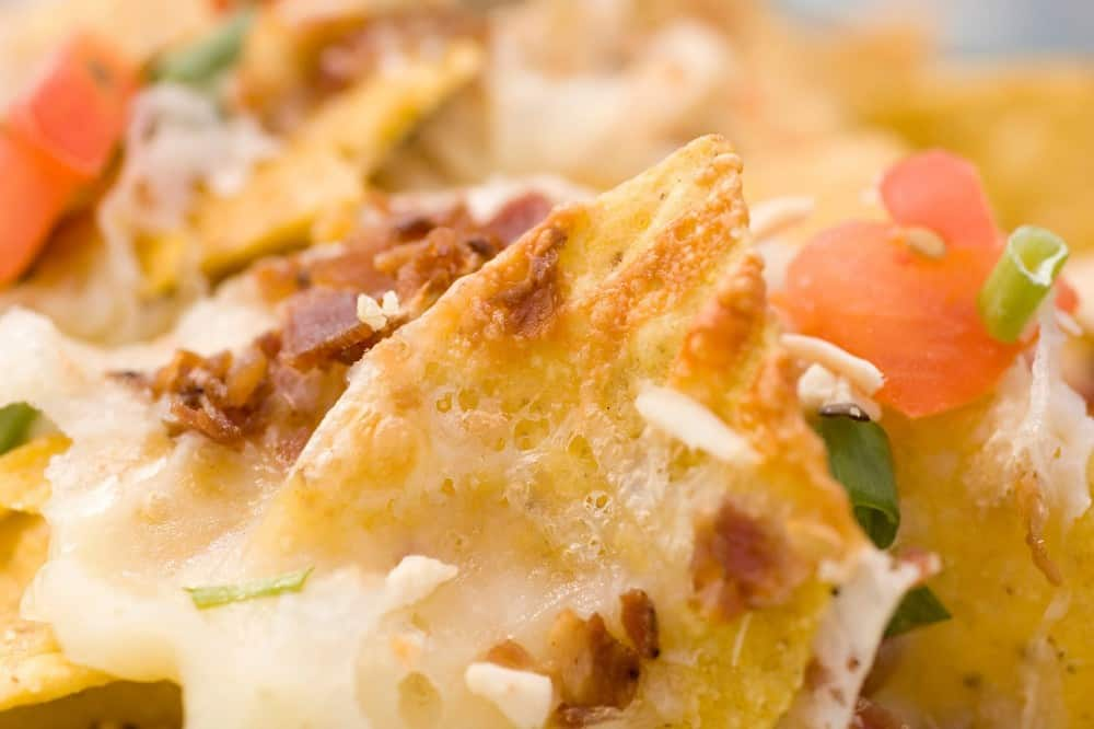 tasty healthy snacks | nachos