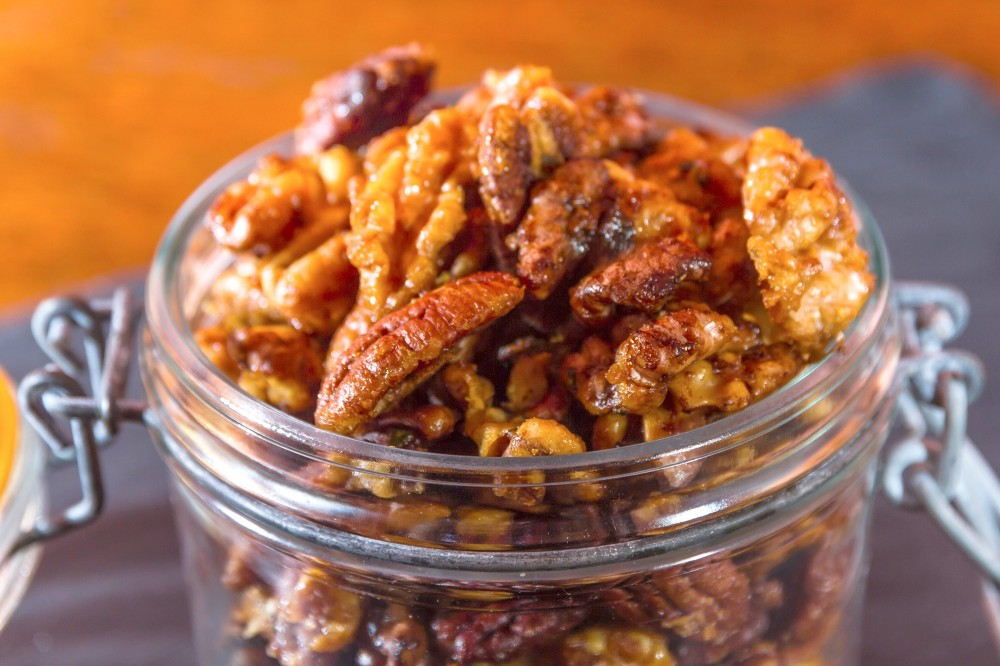 tasty healthy snacks | nuts