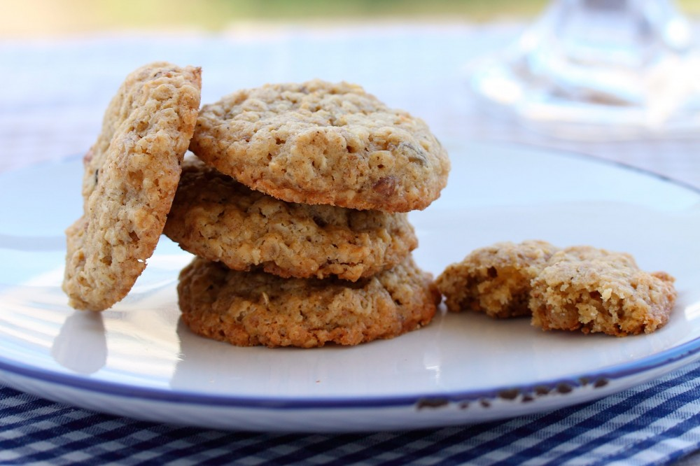 tasty healthy snacks | cookie